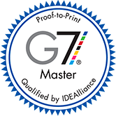 G7 Master Qualified by IDEAlliance